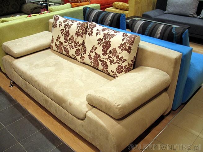 Sofa BRW 2-3 osobowa, bez możliwości spania