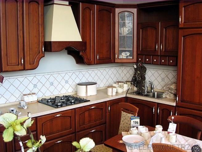 Pomysł na kuchnię narożną. Architekt do kuchni - jest to pomysł salonu BRW. ...