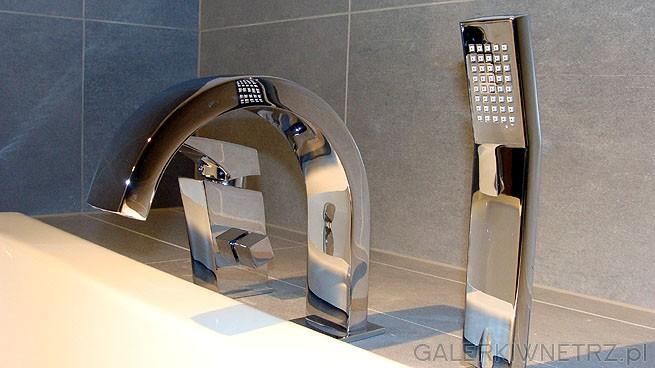 Bateria umywalkowa z prysznicem