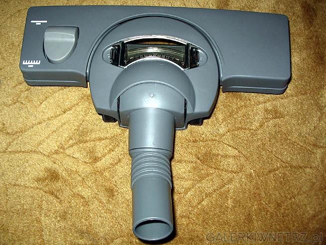 Separator zainstalowany - widać czy jest w nim moneta lub np guzik.