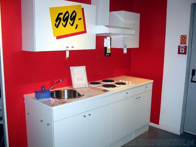 Kuchnia Ikea W Cenie 599pln Skromna I Tania Idealna Do