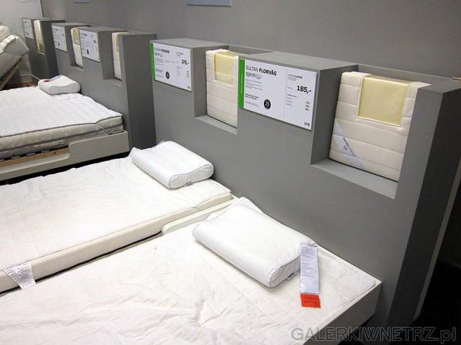 Duży wybór materacy łóżkowych