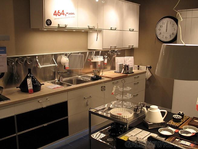 Kuchnia Z Ikei Szafki Blat Okucia I Akcesoria Zobacz Wiecej