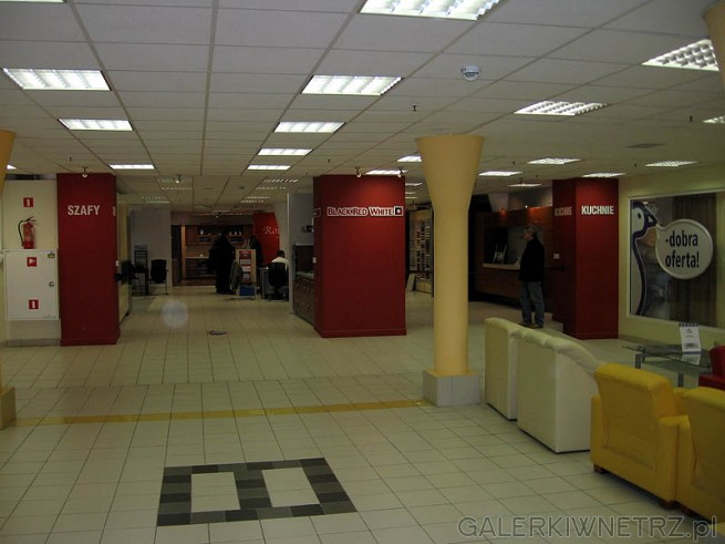 Meble BRW: szafy, kuchnie. W BRW w Jupiterze znajduje się duża ekspozycja całych ...