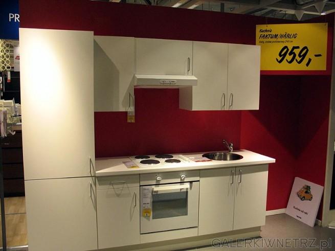 Kuchnia Ikea Faktum Harlig Najtansza Kuchnia W Cenie 959pln Cena