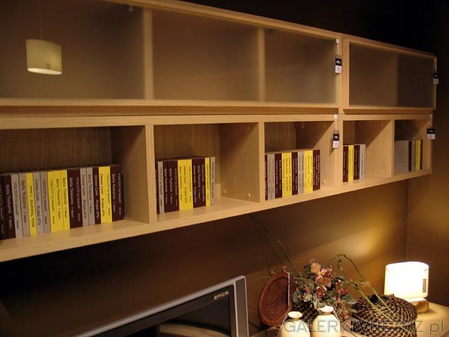 Półka na książki BRW, szeroka