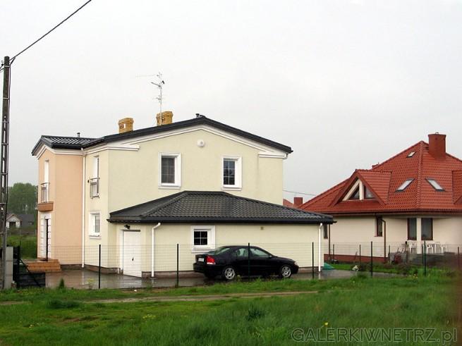 Dom który bardzo mi się podoba ze względu na optymalne wykorzystanie przestrzeni. ...
