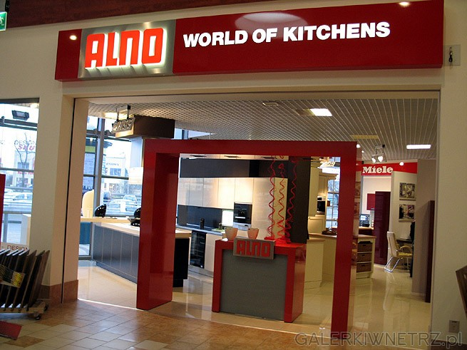 Alno World of kitchens. Niemieckie meble kuchenne koncernu Alno. Koncern ALNO® ...