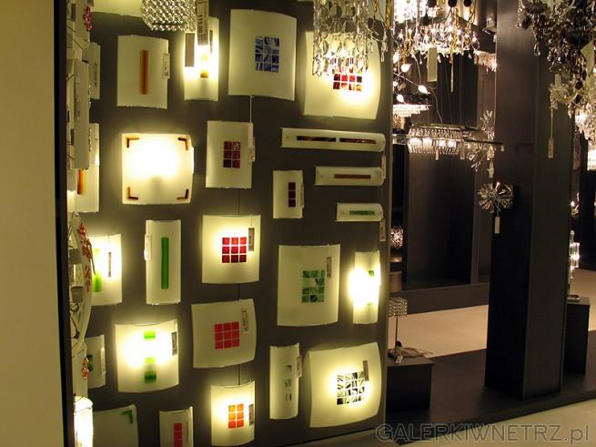 BRW kinkiety i plafony, oświetlenie na ścianę
