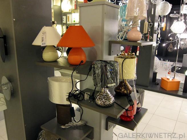 Salon oświetlenia wnętrz