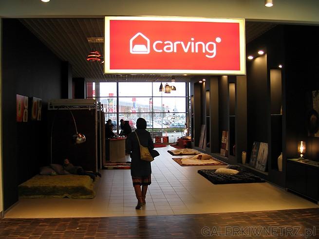 Carving - dywany, poduszki, narzuty, lampy i obrazy. Takze wiel innych dodatków ...