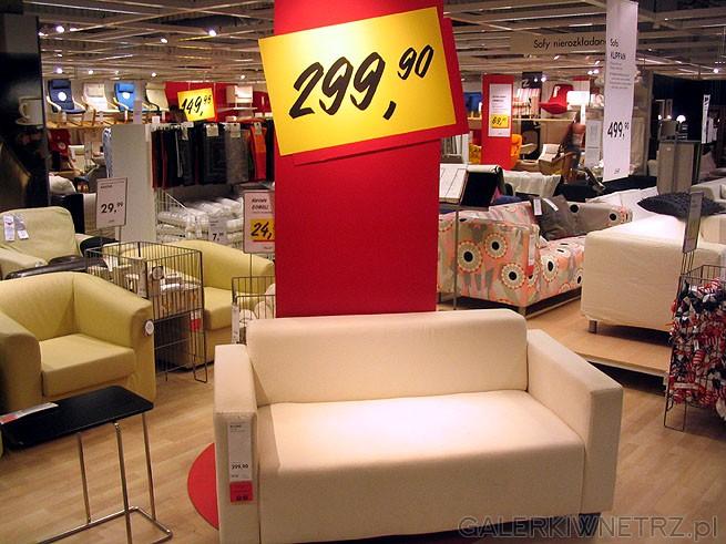 Kanapa - sofa w cenie zaledwie 299,90PLN
