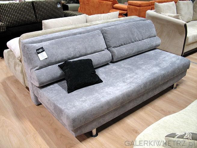 Sofa 3DL Verdis GR-2. Materiał obiciowy Szenil. Powierzchnia spania 198x156cm. ...