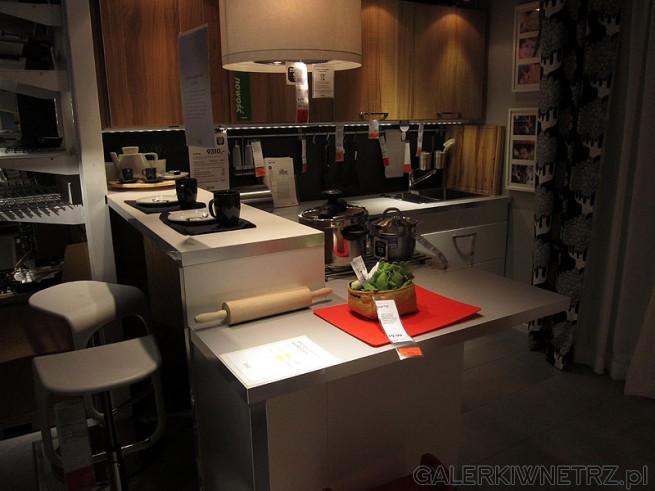 Kuchenny zestawy Ikea cena 9310 pln za meble ze zdjęcia (bez AGD)
