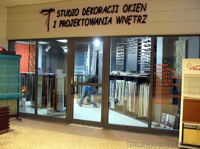 Studio Dekoracji Okien i Projektowania Wnętrz