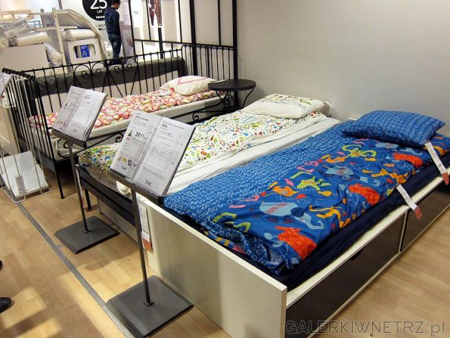 Wybór łóżek Pojedynczych W Ikei Galerkiwnetrzpl