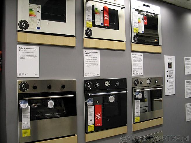 W Ikei także piekarniki AGD
