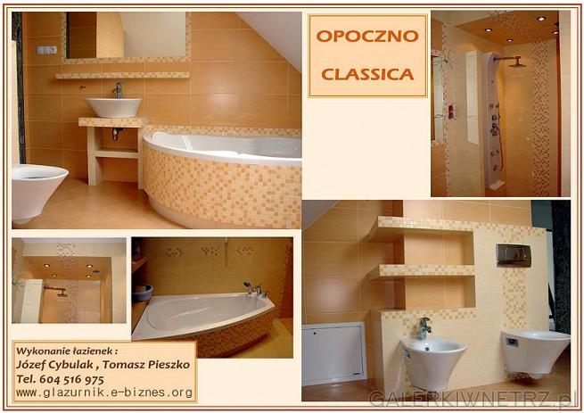 Opoczno Classica w łazience