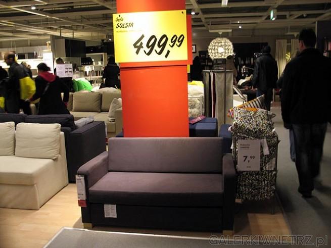 Sofa Solsta za 499,99PLN. Sofa z Ikei