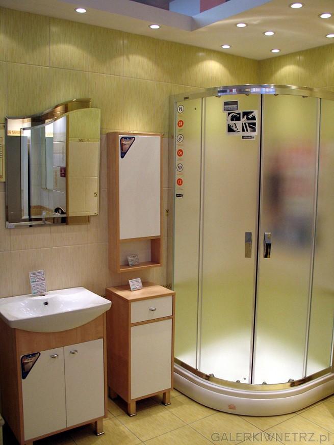 umywalka na szafce cena kompletu oko�o 800pln kabina