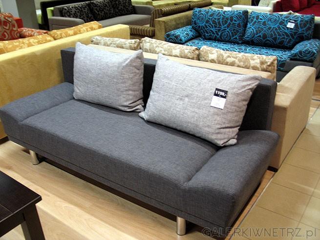 Sofa 3DL Cezar GR-3 76x210x90. Powierzchnia spania 210x144cm. Cena sofy to 1199PLN. ...