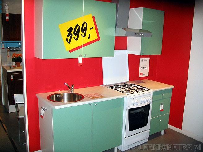 Tania kuchnia na działkę - 399PLN. Dobry sposób na wyposażenie domku na działce. ...