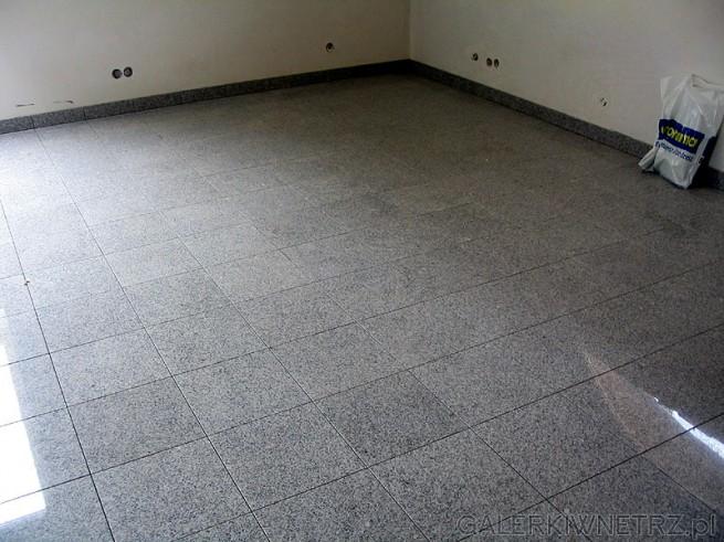 Zalety podłogi z gresu to łatwe utrzymanie czystości. Doskonale tez nadaje się ...