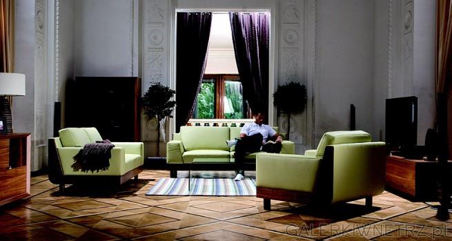 D120 - eleganckie meble o nowoczesnej formie. Wyraźne nawiązania do światowych ...