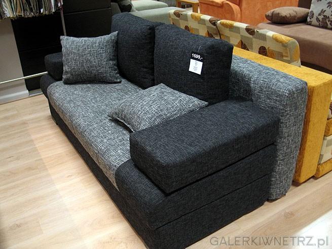 Sofa BRW Opus GR-2. Powierzchnia spania 195x145cm. Cena 1699PLN