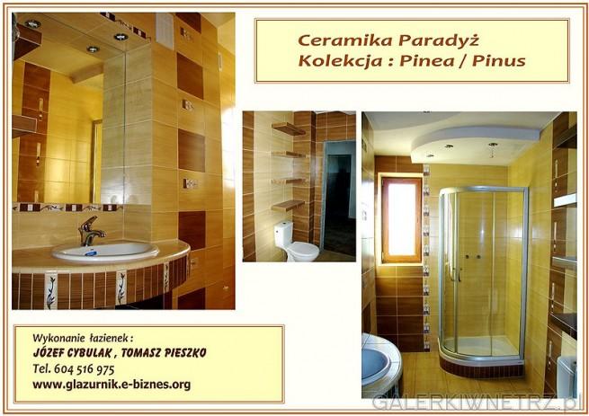 Ceramika Paradyż Pinea Pinus