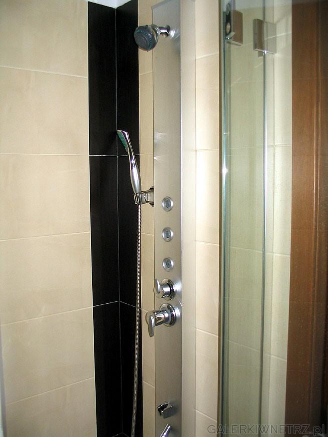 Panel prysznicowy - czy warto wybrać takie rozwiązanie? moim zdaniem zdecydowanie ...
