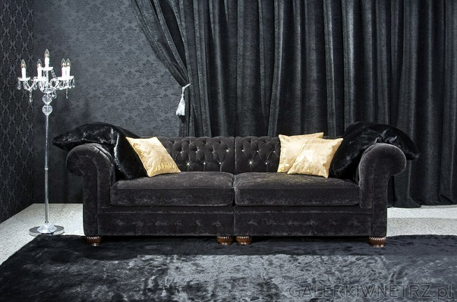 Chesterfield by livingroom