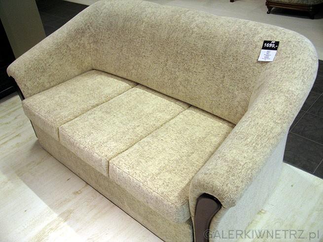Sofa 3 John GR-3. Materiał obiciowy:Szenil, wys/szerokość/głębokość: 89/188/97cm, ...