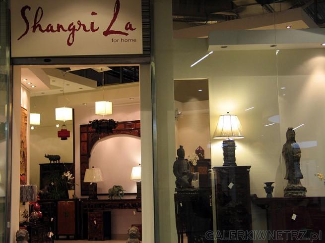 Shangri-la - odległe, wspaniałe i nie istniejące w rzeczywistości miejsce, w którym ...