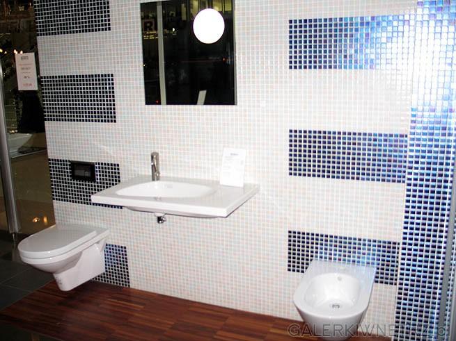 Art Mozaika i elegancka ceramika łazienkowa