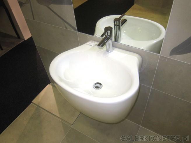 Elegancka umywalka Akcess w cenie 2530 złotych. Dzięki swojemu uniwersalnemu kształtowi, ...