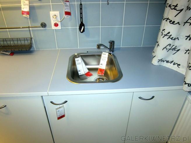 Bateria kuchenna chrom LAGAN w cenie 89 złotych, dodatki kuchenne typu szyna do ...