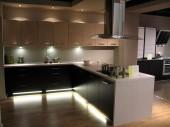 BRW Kuchnie nowoczesne, indywidualnie projektowane (5000PLN-15000PLN) - katalog kuchni Black Red White