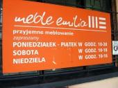 Meble Emilia - salon meblowy na  Cybernetyki  - Warszawa