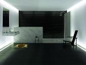 Łazienki z armaturą łazienkową firmy Dornbracht Tara.