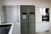 Duża biała kuchnia, Estetyczna kuchnia